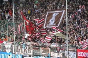 Support: St. Pauli Ultras Fans in Bochum