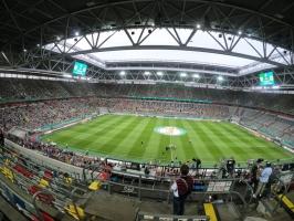 Fortuna Düsseldorf Stadion Fisheye