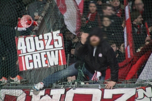 Fortuna Düsseldorf Ultras in Bochum