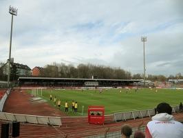 SC Fortuna Köln vs FSV Zwickau