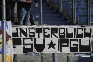 FSV Frankfurt Ultras in Duisburg 22-04-2017