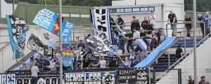 FSV Frankfurt vs. Waldhof Mannheim