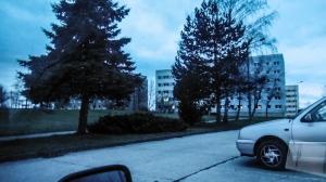 Abwarten in Zwickau Eckersbach ...