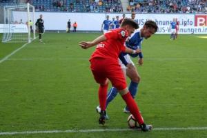 F.C. Hansa Rostock vs. FSV Zwickau