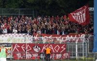 FSV Zwickau beim 1. FC Lok Leipzig