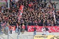 FSV Zwickau beim 1. FC Magdeburg