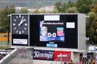 FSV Zwickau beim FC Carl Zeiss Jena, 13. Oktober 2013