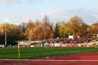 FSV Zwickau beim FSV Budissa Bautzen