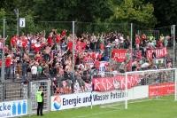 FSV Zwickau geht in Babelsberg in Führung