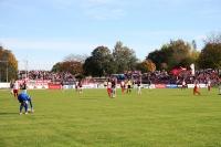 FSV Zwickau vs. BFC Dynamo im Sojus 31