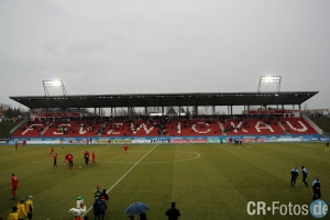 FSV Zwickau vs. TSV 1860 München