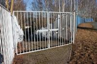 umgebautes Westsachsenstadion in Zwickau