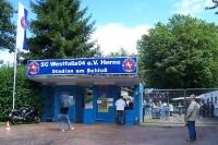 Stadion am Schloss von Westfalia Herne
