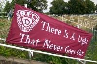 Transparent beim BFC Dynamo im Sportforum
