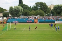 BFC Dynamo - Ludwigsfelder FC (Elfmeter zum 1:1)