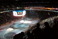 Zu Gast beim EHC Eisbären Berlin (gegen Kölner Haie)