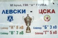 Ankündigung: Levski Sofia - ZSKA Sofia