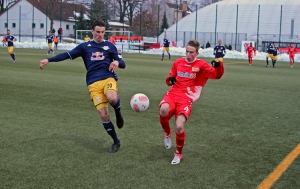 1. FC Union Berlin II vs. RB Leipzig II