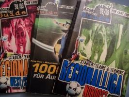 Agon Supporters Regionalliga-Guides