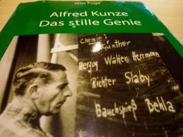 Alfred Kunze - Das stille Genie