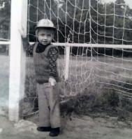 Als Kind im Tor (1977)