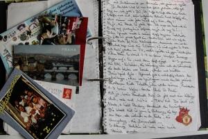 Briefe und Nachrichten aus den 90ern