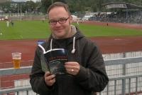 Buchautor und Groundhopper Jörg Pochert