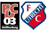 FC Déifferdeng 03 vs. Football Club Utrecht