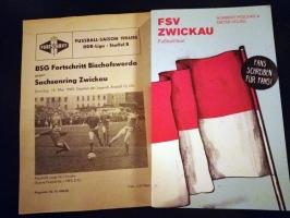 FSV Zwickau Fußballfibel