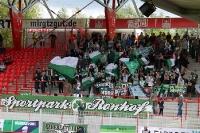 Fans von Greuther Fürth bei Union Berlin