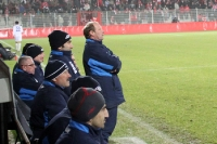 Berti Vogts, Nationaltrainer von Aserbaidschan, Trainergespann, Betreuer und Ersatzspieler