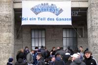 Sei ein Teil des Ganzen: Ostkurve bei Hertha BSC