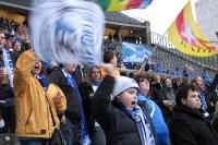 Früh übt sich: Fans der TSG 1899 Hoffenheim