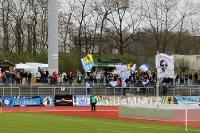 Fans des Chemnitzer FC in Berlin