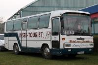 Mannschaftsbus des Malchower SV 90