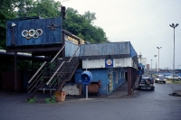 Olympiastützpunkt im russischen Vladivostok