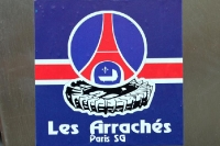 Les Arrachés Paris St. Germain - Aufkleber