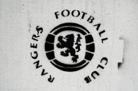 Graffiti: Glasgow Rangers Logo