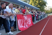 Anhänger des Brandenburger SC Süd 05 beim BSC Rathenow 94, Pokalspiel, Saison 2011/12