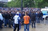 Schalker Marsch in Dortmund