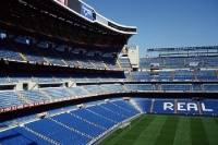 Estadio Santiago Bernabéu von Real Madrid