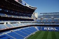 Estadio Santiago Bernabéu von Real Madrid