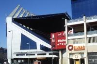 Stadion Vicente Calderón von Atlético Madrid