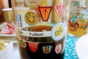 Bierglas DDR-Oberliga 1981/82