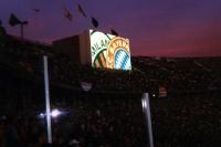 Berliner Olympiastadion, 1995, Turnier mit Bayern München, AC Milan und Paris St. Germain
