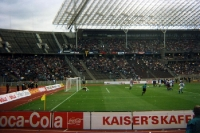 Hertha BSC - Tennis Borussia Berlin im Olympiastadion, 1993