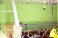 Westfalenstadion von Borussia Dortmund, Anfang der 90er Jahre