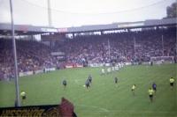 VfL Bochum - Borussia Dortmund im Ruhrstadion, Anfang der 90er Jahre