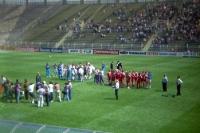 Ulrich-Haberland-Stadion des TSV Bayer 04 Leverkusen, Anfang 90er Jahre