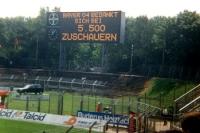 Bayer 04 bedankt sich bei 5.500 Zuschauern